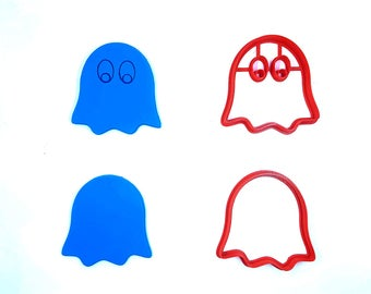 Ghost Cookie Cutter, Ghostly Cookie Cutter, Clay Cutter, Fondant Cutter, Halloween Cookie Cutter, FunOrders, Halloween Gift
