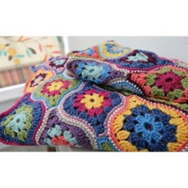 Häkeln Sie Muster mystische Laterne Decke ist dies der | Etsy
