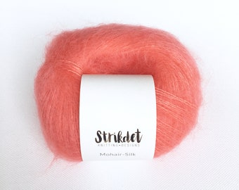 MOHAIR-SILK Flamingo