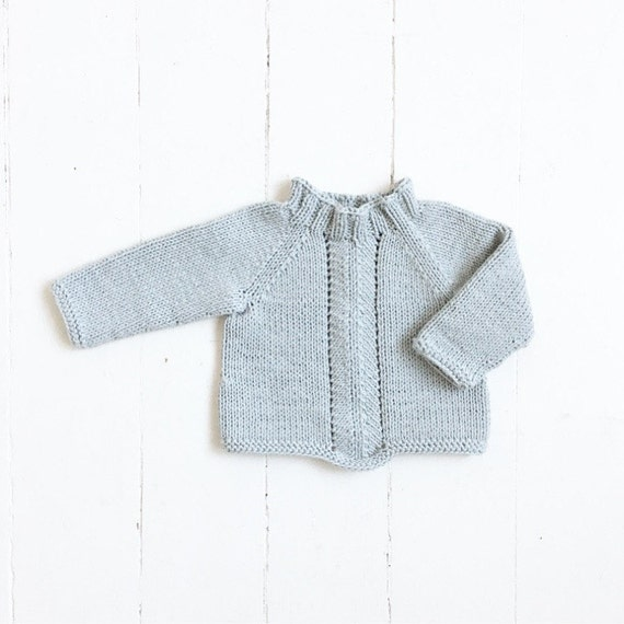 Keep it simple sweater - Dansk Strikkeopskrift