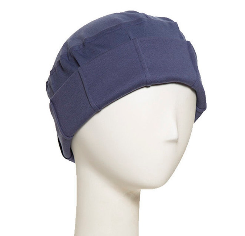 4eaf9d8be82 FOLD-UP Cancer Hat Chemo Headwear for Women Chemo Beanie