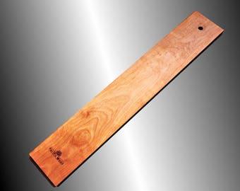 Natural Birch Baguette Bread Flipping Board
