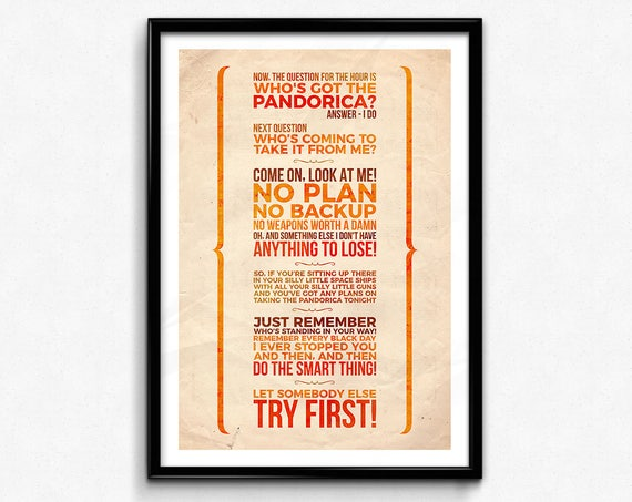 Kinky Boots Quote PosterPrint 6 Steps