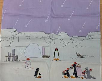 Handkerchief lace karo penguin name
