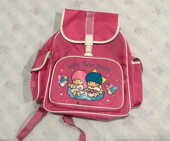 Vintage from 1987 Sanrio Little Twin Stars Kiki an