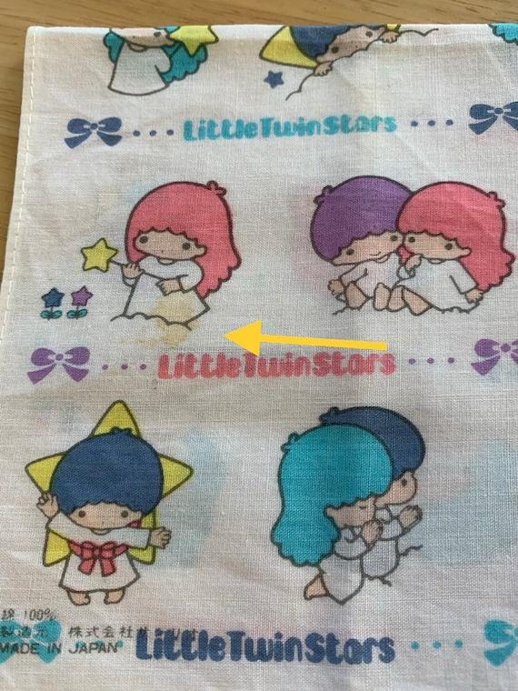 Vintage 1976 child's handkerchief Original Sanrio… - image 4