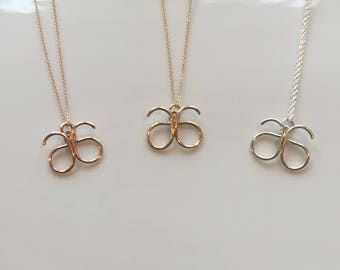 Arbonne Sterling Silver or Gold Necklace with Swarovski Crystal and Freshwater Pearl