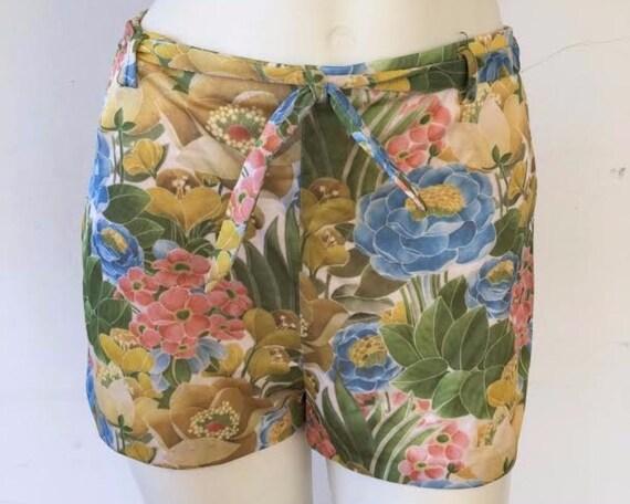 70s does 40s swimsuit, 40s inspired 2 piece bikin… - image 4