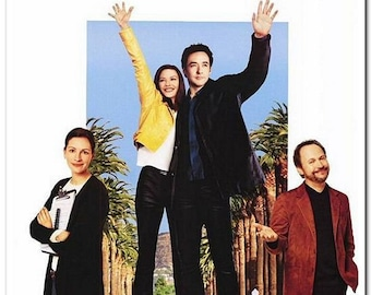 AMERICA'S SWEETHEARTS - 2001 - original 27x40 rolled Movie Poster - Julia Roberts, Billy Crystal, Catherine Zeta-Jones, John Cusack