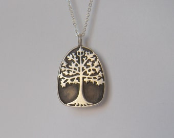 "pendant "" winter tree """