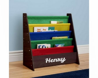Personalized Dibsies Kids Bookshelf