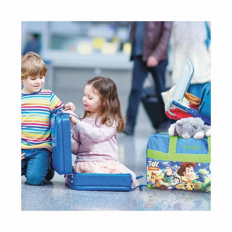Personalized Vampirina Kids Travel Duffel Bag 18