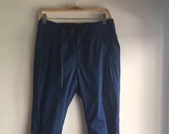 Blue Snow Pants