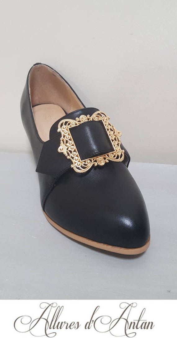TRIANON - 18th century Chaussure s - - - chaussures XVIIIe siècle   Extravagant  eadd0d