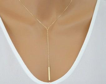 Lariat & Y Necklaces