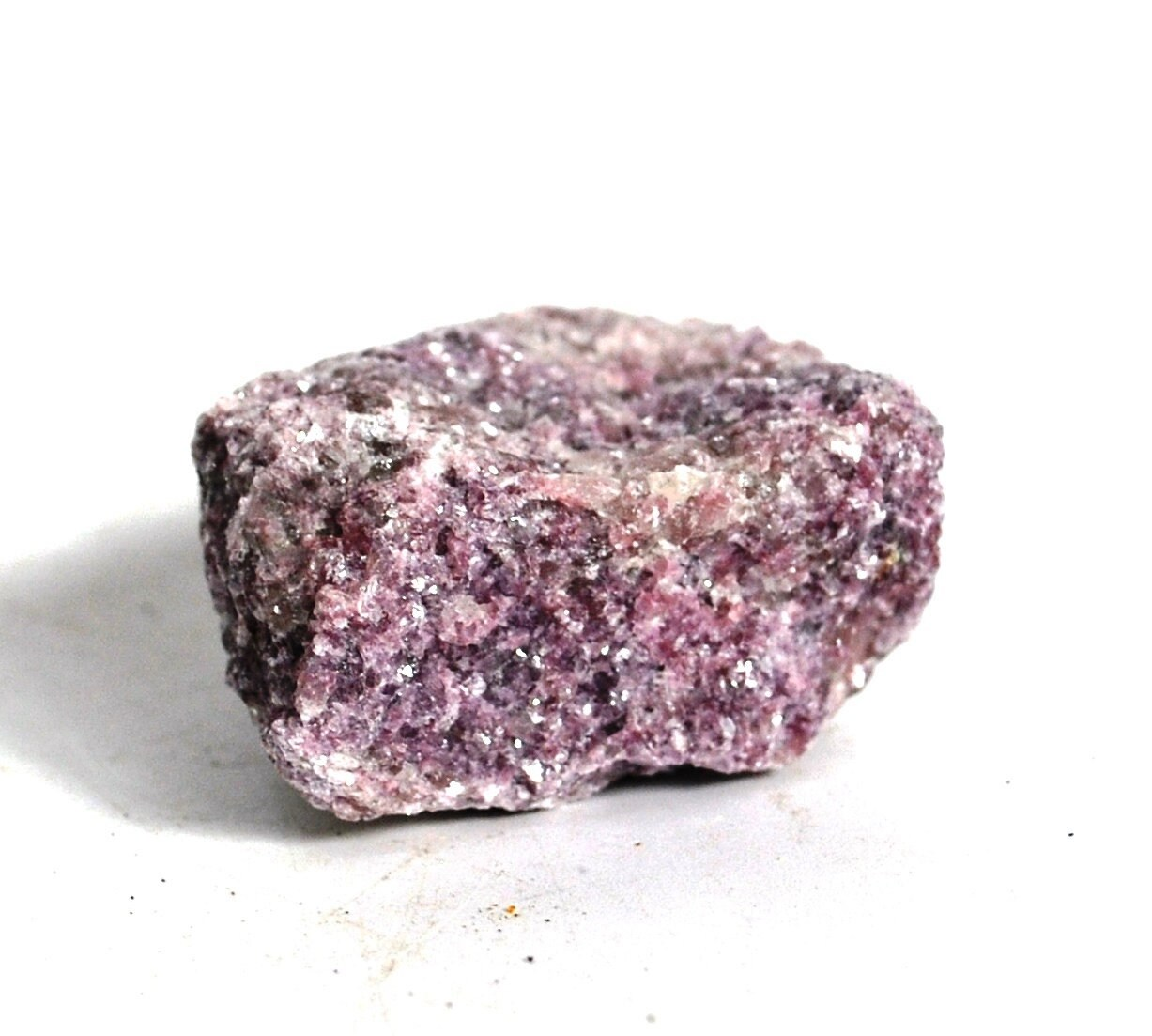 Raw Crystal Display Piece Crystal Crystal Collection Gift For Her Raw Stone Large Raw Lepidolite Specimen