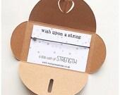 A Little Wish Of Strength Wish String encouragement Positivity Gift Bracelet