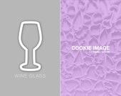 Wine Glass Cookie Cutter