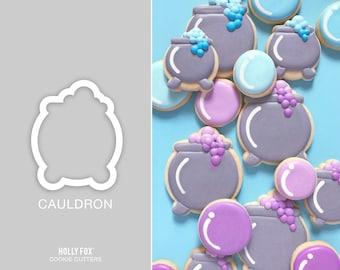 Cauldron/Pot of Gold Cookie Cutter