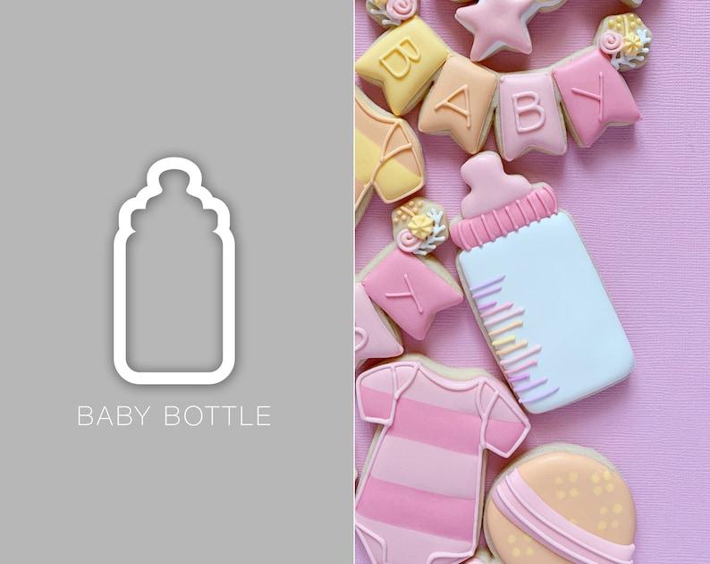 Baby Bottle Cookie Cutter