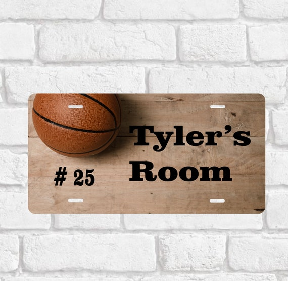 "Custom Football Game Room Sign //// 1 Aluminum Sign //// Indoor or Outdoor //// 12/"" x"