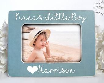 Personalized Frame Nana Angel Frame Nana Photo, Custom Photo Frame Nana Frame Nana Gift Grammy Gift Nana Gift Mom Frame