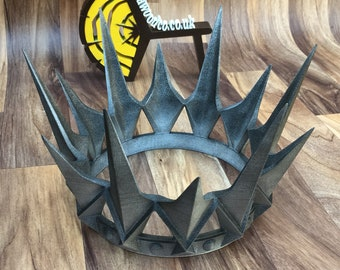 Queen Ravenna crown - Snow white  1:1 scale Cosplay - 3D Printed - FREE DELIVERY