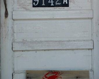 Gone Coastal Pallet Sign