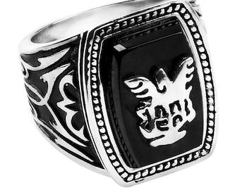 The Vampire Diaries Inspired Alaric's Ring