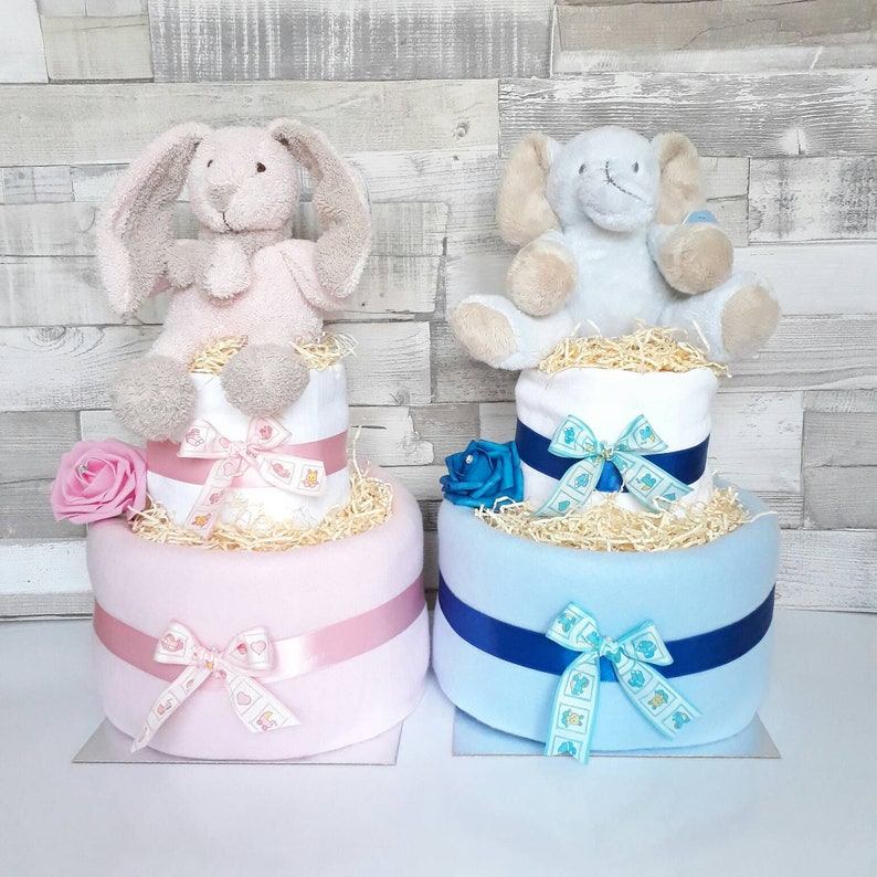 Nappy Cakes | Stay at Home Mum