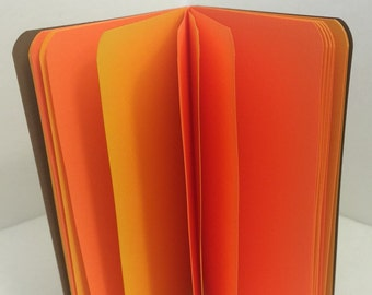 Sunflower 24lb Paper Traveler's Notebook Insert- ALL Sizes, Including B6, B6 Slim, Personal, & A6! Choose Your Cover Color!