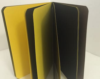 Busy Bee 24lb Paper Traveler's Notebook Insert- ALL Sizes, Including B6, B6 Slim, Personal, & A6! Choose Your Cover Color!