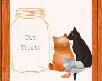 Salmon Trim - Cat Treats - Pet Treats - Raw Feeding - Treats - Natural Cat Treats