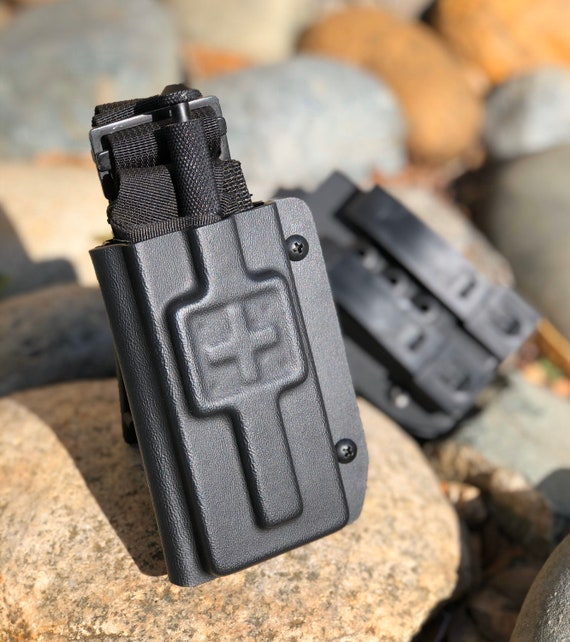 Kydex Tourniquet Holster - Molle and TekLock