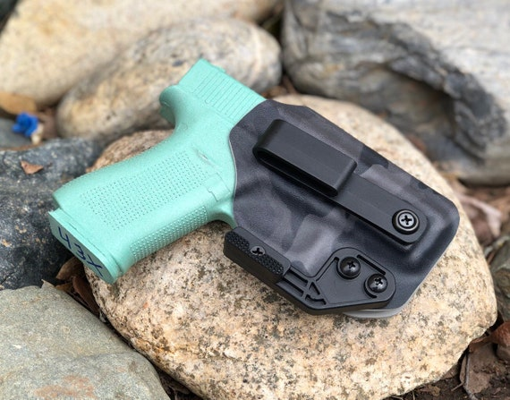 Kydex Concealed Carry Appendix Holster - IWB - Glock 48