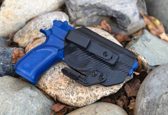 CZ 75 - Kydex Concealed Carry Appendix Holster