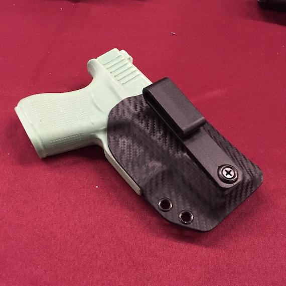 Kydex IWB Appendix Holster - Glock 43