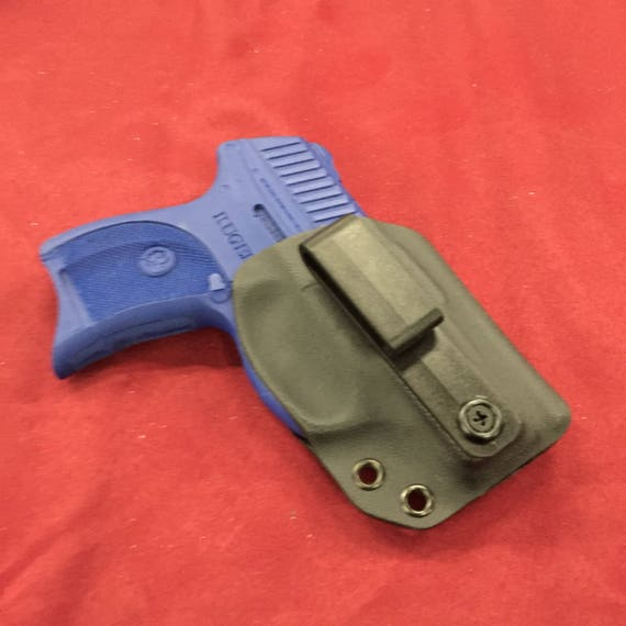 Ruger LC9 or LC380 - Kydex IWB Appendix Holster
