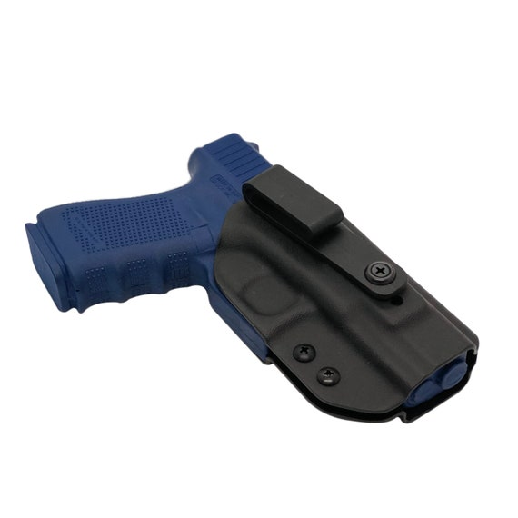 Glock 17 / 19 / 26 - Kydex Concealed Carry Appendix Holster - Fits any 9mm/40cal DS Glock