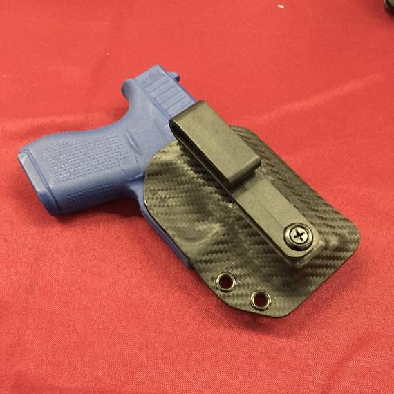 Glock 42 - Kydex IWB Appendix Holster