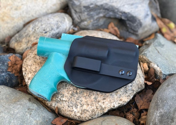 Ruger LCR Appendix Holster - 38 Special