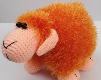 Crochet sheep Crochet amigurumi Crochet lamb toy Stuffed toy Crochet animals Pillow Animals Sheep toy Handmade crochet toy Amigurumi toy