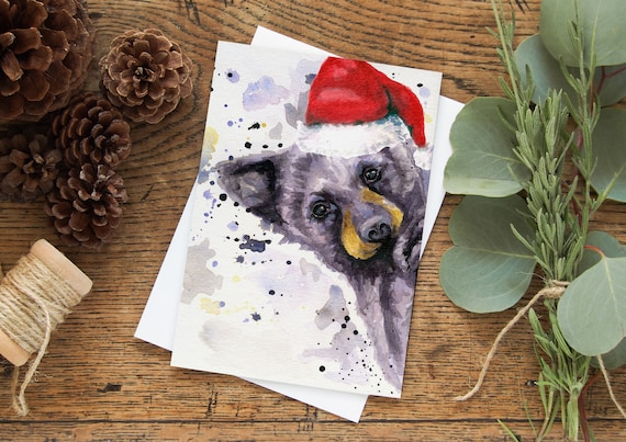 image 0 - Animal Christmas Cards