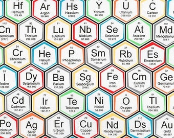 periodic table fabric science fair 2 robert kaufman fabric 17930 yardage by the yard and fat quarters gray white science fabric