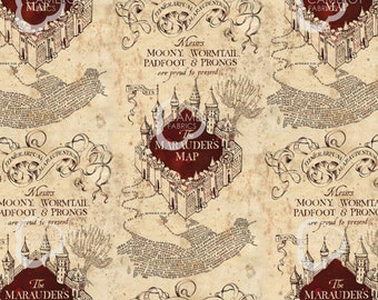 photograph about Marauders Map Printable referred to as Marauders map Etsy