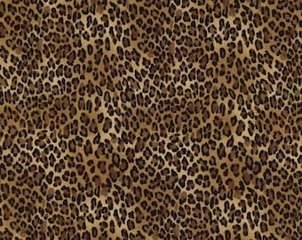 Leopard print etsy timeless treasures tiny leopard print fabric leopard print fabric timeless treasures c2722 fat quarter and yardage thecheapjerseys Gallery