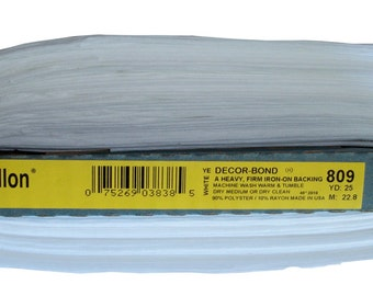 Pellon 809 Decor Bond Interfacing