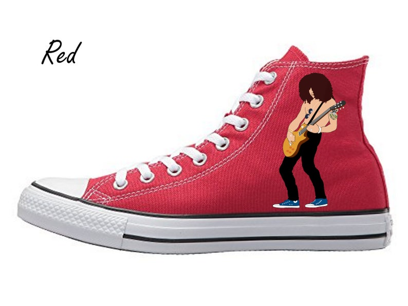 ffae3b061ab Slash Converse All-Stars Chuck Taylor Sneakers LJ 25