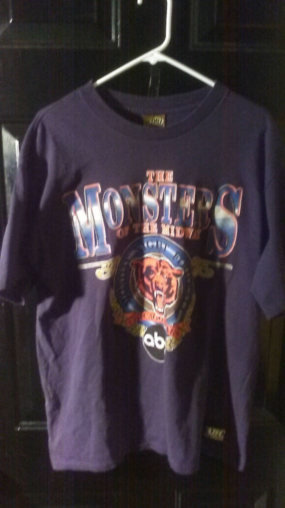 Chicago Bears the monsters of the Midway Monday Night Football  da7c23aa1