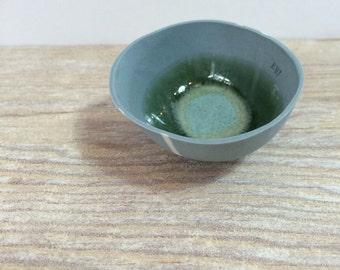 Hand Made Beach Inspired Porcelain Pebble Vessel